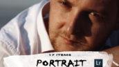 دانلود 17 پریست لایت روم حرفه ای پرتره Lightroom Presets Portrait