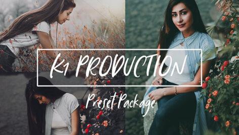 دانلود 40 پریست لایت روم حرفه ای K1 Preset Package