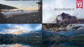 پروژه افترافکت با موزیک اسلایدشو سینمایی inspirational cinematic SLIDESHOW