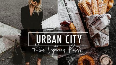 پریست لایت روم دسکتاپ و موبایل تم شهری URBAN CITY PRESETS