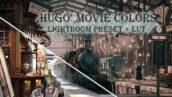 پریست لایت روم و لات رنگی سینمایی Hugo Movie colors preset LUT
