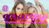 پریست لایت روم و کمرا راو تم حرفه ای Gratify Lightroom 51 and ACR 51 Presets
