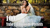 100 افکت رنگی لایت روم حرفه ای دسکتاپ Yule Lightroom Presets