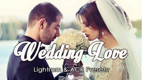 100 پریست لایت روم عروسی عاشقانه Wedding Love Lightroom & ACR Presets