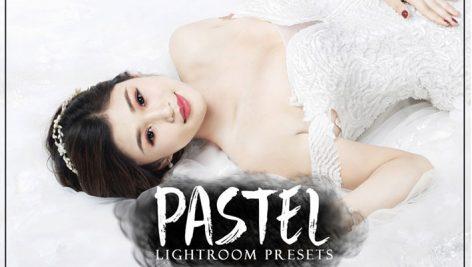 17 پریست لایت روم تم رنگی گیاهی Pastel Lightroom Presets