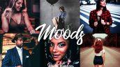 50 پریست حرفه ای لایت روم سینمایی Lightroom Presets Moods