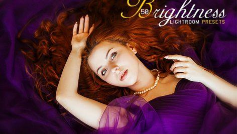 50 پریست لایت روم تم نورانی Brightness Lightromm Presets