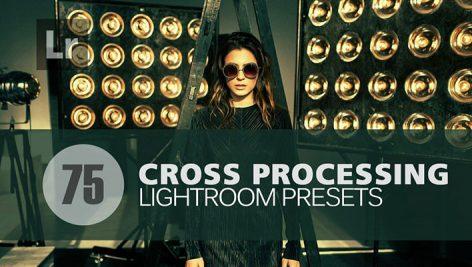 75 پریست لایت روم پردازش متقاطع Cross Processing Lightroom Presets
