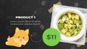 پروژه آماده افتر افکت تیزر تبلیغاتی پت شاپ Pet Products Promo