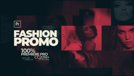 پروژه پریمیر وله بسیار زیبا با موزیک Fashion Promo