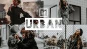 پریست لایت روم دسکتاپ و موبایل تم شهری Urban Lightroom Presets