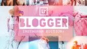 پکیج 50 پریست لایت روم حرفه ای بلاگر Blogger Lightroom Presets