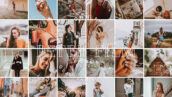 13 پریست سینمایی لایت روم دسکتاپ و موبایل Peter Film Presets