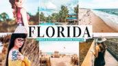 34 پریست لایت روم و پریست کمرا راو فلوریدا Florida Mobile & Desktop Lightroom Presets