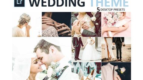 5 پریست لایت روم حرفه ای عکس عروسی Neo Wedding desktop lightroom Presets