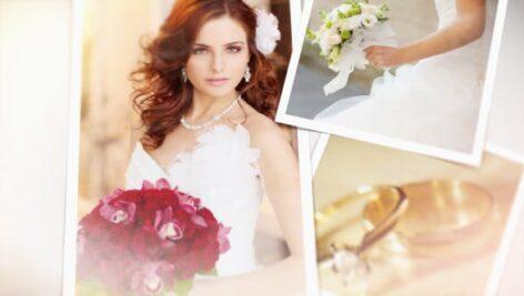 پروژه آماده افتر افکت با موزیک آلبوم عکس عروسی Wedding Photos