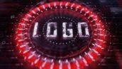پروژه آماده افتر افکت با موزیک لوگو افکت تکنولوژی HUD Logo