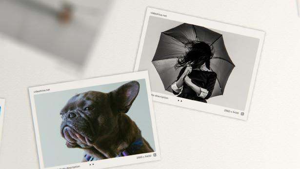 پروژه افتر افکت نمایش لوگو آتلیه عکاسی Photo Logo Reveal