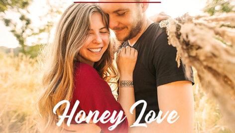 پریست لایت روم حرفه ای و براش لایتروم عشق شیرین Honey Love Presets