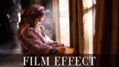 پریست لایت روم سینمایی و براش لایت روم Film Effect Lightroom Presets