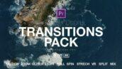 300 ترانزیشن پریمیر با افکت صوتی The Most Useful Transitions Pack