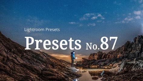 دانلود پریست های لایت روم HDR حرفه ای HDR Lightroom Presets