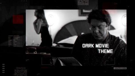 پروژه آماده پریمیر تیتراژ حرفه ای تبلیغ فیلم Movie Promo