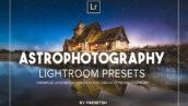 پریست لایت روم و پریست کمرا راو فتوشاپ تم ستاره شناسی Astro Photography Lightroom Presets