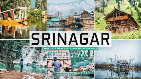 پریست لایت روم و کمرا راو تم سریناگار کشمیر Srinagar Pro Lightroom Presets