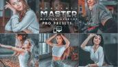 پریست لایت روم و کمرا راو پرتره Master Portrait Presets Mobile & Desktop