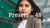 10 پریست لایتروم برای رتوش پرتره Portrait Lightroom Presets