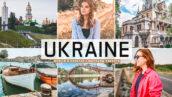 40 پریست لایت روم و کمرا راو اوکراین روسیه Ukraine Pro Lightroom Presets