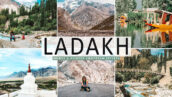 40 پریست لایت روم و کمرا راو و اکشن فتوشاپ Ladakh Pro Lightroom Presets