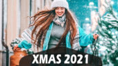 اکشن فتوشاپ و پریست کمرا راو کریسمس 2021 جدید Xmas 2021 Photoshop Actions And ACR Presets Christmas