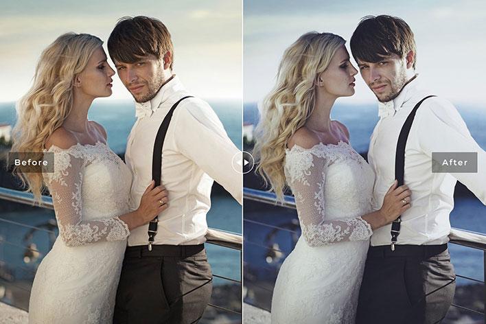 پریست لایتروم حرفه ای برای تصاویر عروسی (3)