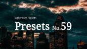 10 پریست لایت روم حرفه ای افکت اچ دی آر HDR Pro Lightroom Presets