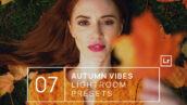 14 پریست لایت روم تم پاییز Autumn Vibes Lightroom Presets + Mobile