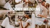 20 پریست لایت روم حرفه ای عروس پاییز Moody Wedding Mobile & Desktop Lightroom Presets Fall LR