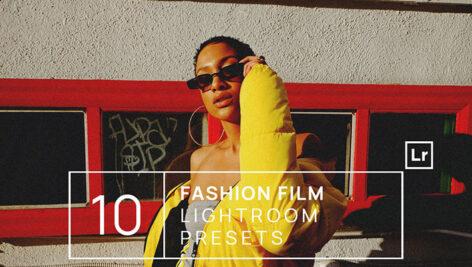 20 پریست مدرن لایت روم تم فشن Fashion Film Lightroom Presets + Mobile