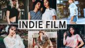 40 پریست لایت روم و کمرا راو و اکشن فتوشاپ تم سینماتیک Indie Film Pro Lightroom Presets