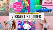20 پریست لایت روم تم وبلاگ نویس پر جنب و جوش Vibrant Blogger Lightroom