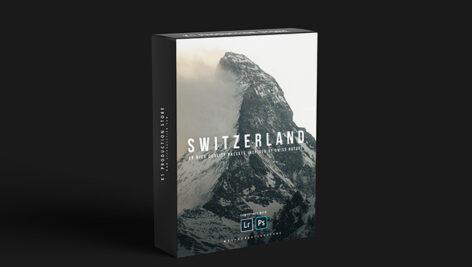 26 پریست حرفه ای لایت روم تم سوئیس K1 SWITZERLAND INSPIRED PACK
