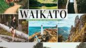 40 پریست لایت روم و پریست کمرا راو و اکشن فتوشاپ Waikato Pro Lightroom Presets