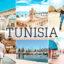 40 پریست لایت روم و کمرا راو و اکشن فتوشاپ تم تونس Tunisia Lightroom Presets