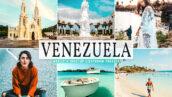 40 پریست لایت روم و کمرا راو و اکشن فتوشاپ تم ونزوئلا Venezuela Lightroom Presets