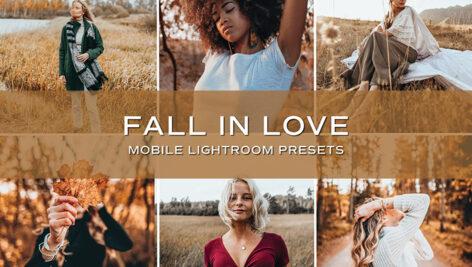 10 پریست لایت روم پاییز حرفه ای Fall Lightroom Presets