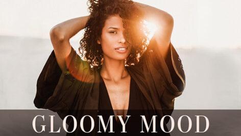 15 پریست رنگی لایت روم حرفه ای Gloomy Mood Lightroom Presets