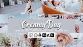 20 پریست لایت روم رنگی و اکشن و لات رنگی فتوشاپ Creamy Day Lightroom Presets