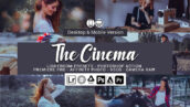 20 پریست لایت روم سینمایی و اکشن و لات رنگی فتوشاپ Cinema Lightroom Presets