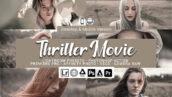 20 پریست لایت روم سینمایی و اکشن و لات رنگی فتوشاپ Thriller Movie Lightroom Presets